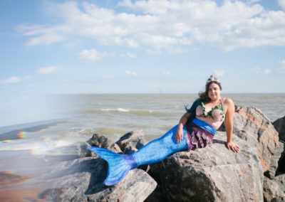 Mermaid Kerenza Sapphire | Photography by Grace Hill | unfurlingyourwings.com