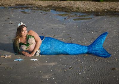 Mermaid Kerenza Sapphire   Photography by Grace Hill   unfurlingyourwings.com