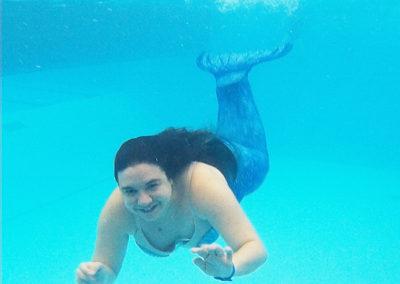 Mermaid Kerenza Sapphire
